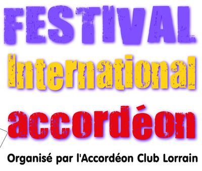 13e FESTIVAL ACCORDEON - 2019